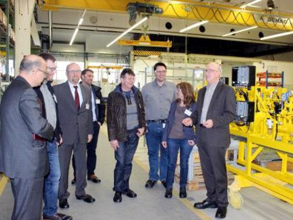 Industrie 4.0 bei Honeywell erlebbar
