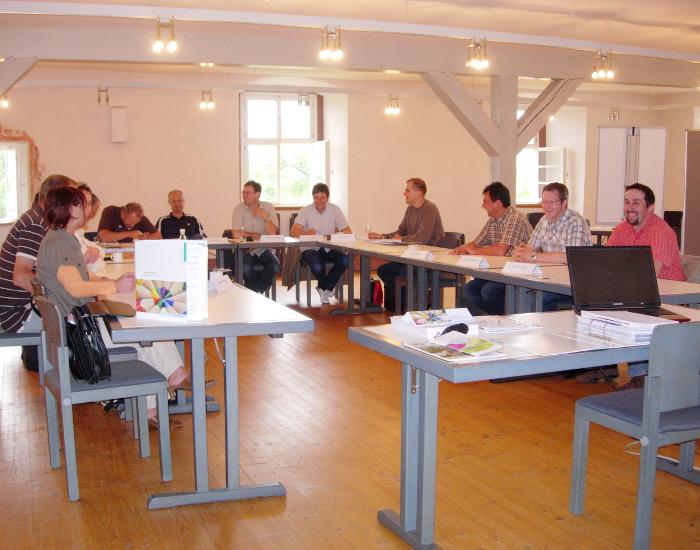 REFA Hessen Seminargruppe