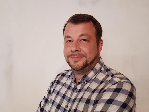 IHK-Bester der Ausbildung zum Industriemeister Metall: Sven Roschinsky