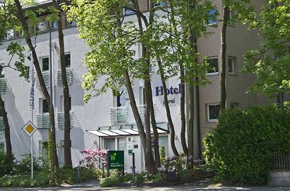 Hotelempfehlungen - Biohotel Wilhelmshöher Tor Kassel