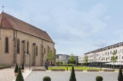 Hotelempfehlungen - Hotel Kloster Haydau