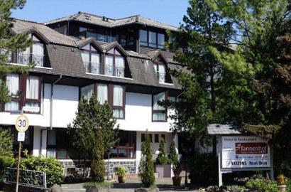 Hotelempfehlungen - Hotel Tannenhof