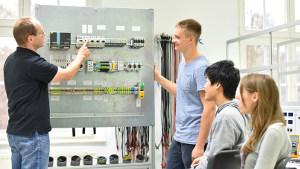 Arbeitsplätze 4.0 - Industriemeister Elektro