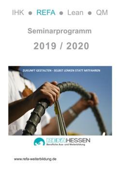 REFA-Seminarbroschüre