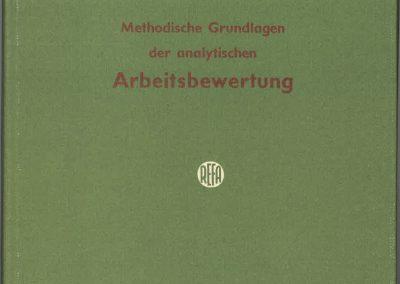 Drittes REFA-Buch Band 3 aussen