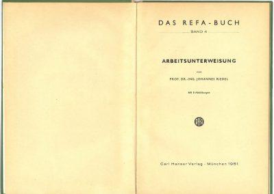 Drittes REFA-Buch Band 4 innen