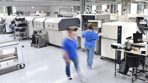 Kompaktseminare-Produktionsmanagement