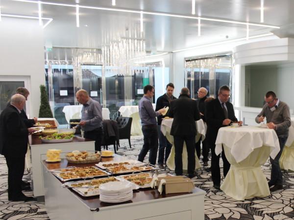 REFA-After-Work-Event: Zeit zum Netzwerken