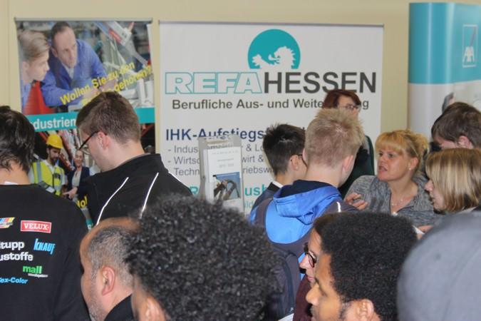 REFA Hessen auf der RegioUp 2019 in Kassel