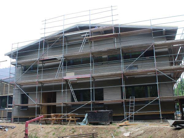 REFA-Hessen-Neubau nimmt Formen an