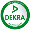 DEKRA Certification DIN ISO 9001:2000