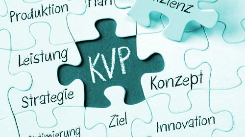 Lean-/KVP-Wissen